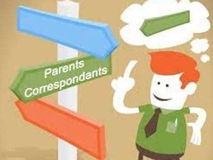 Devenez Parents correspondants